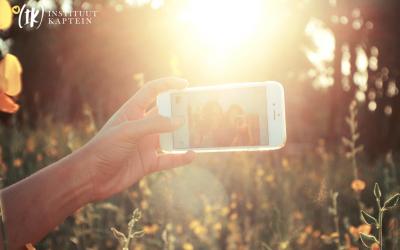 Selfies en Vlogs