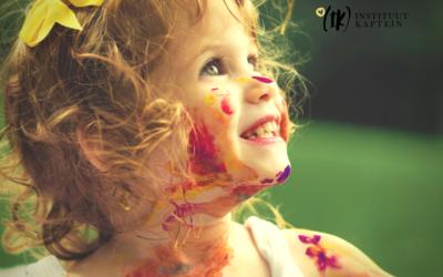 Kleurrijk kind
